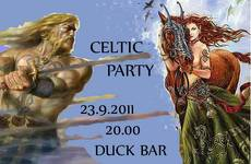 Celtic party